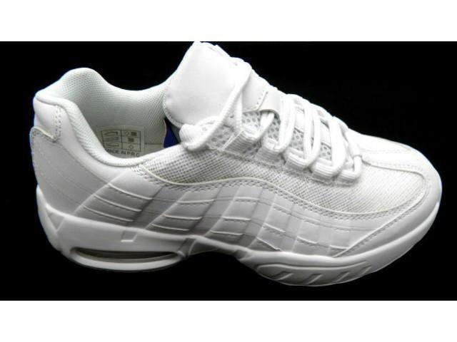 Кроссовки подростковые * Jomix 8334-2 белый