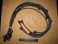 Провод зажигания ГАЗ 53 силикон черн. 9шт. (пр-во Украина) (арт. 53-3707078-02)