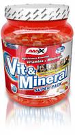 Amix-Nutrition Super Vitamin-Mineral 30 пак. Активирует все необходимые химические реакции в организме