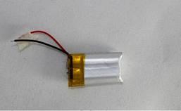 Аккумулятор литий-полимерный (литий-ионный) 042012P(401220) 3.7V 150mAh
