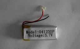 Аккумулятор литий-полимерный (литий-ионный) 043012P(403012) 3.7V 200mAh