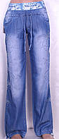 Летние женские джинсы из тенселя (27-32 размеры), фото 1