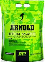 Гейнер Arnold Schwarzenegger Iron Mass ( 42% protein) 4540g