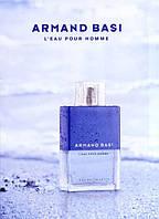 ARMAND BASI L'EAU BLUE POUR HOMME EDT 125 мл ТЕСТЕР мужская туалетная вода
