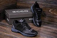 Кроссовки мужские кожаные Ecco biom реплика