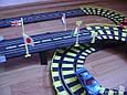 Гоночний автотрек 0813 Паралельні гонки 633 см, фото 3