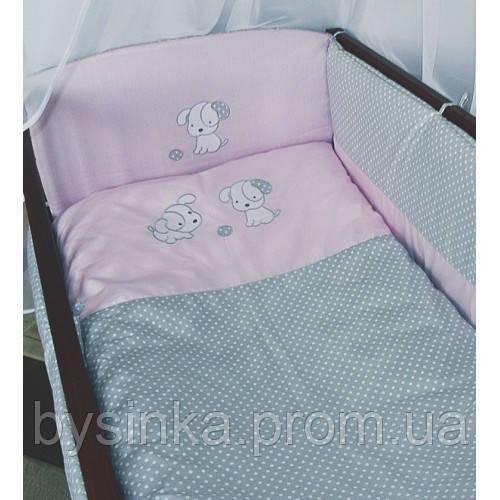 Детское постельное белье в кроватку+ Конверт- одеяло-плед- на выписку - Магазин детских товаров «Моя Бусинка» в Киеве