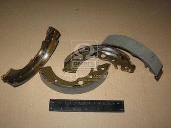 Колодка тормозная барабанная HONDA CIVIC задн. (пр-во ABS) (арт. 8650)