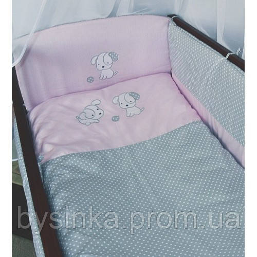 Детское постельное белье в кроватку+Конверт на выписку новорожденного - Магазин детских товаров «Моя Бусинка» в Киеве