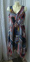 Платье женское летнее модное стильное брендовое Simply Be р.50