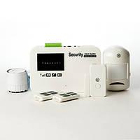 Комплект сигнализации GSM Alarm system G-20 Plus