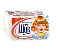 Мыло детское Шик с детским кремом 5 штук в 1 упаковке