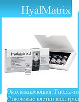 Сыворотка-Мезококтейль(3) Разглаживающая Гиалуроновая кислота и Гексапептид «Botox Like» 5 мл.