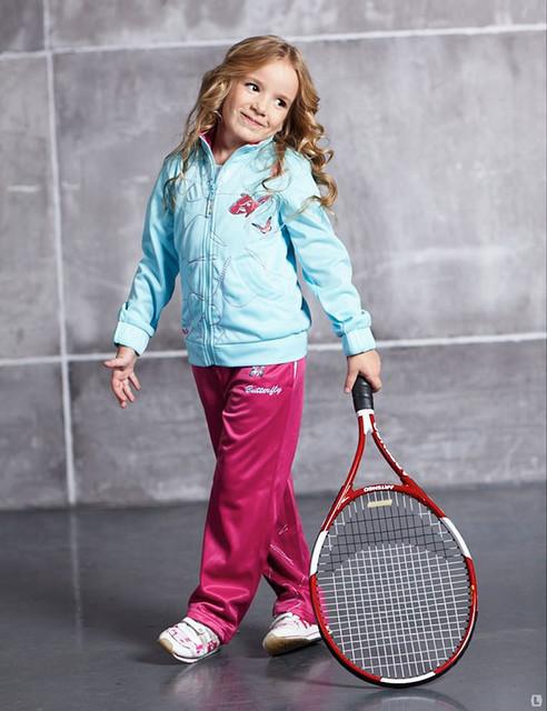 Костюмы спортивные для девочек