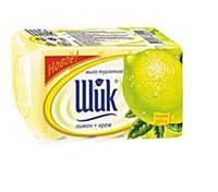 Мыло  Шик Лимон 5 штук в 1 упаковке