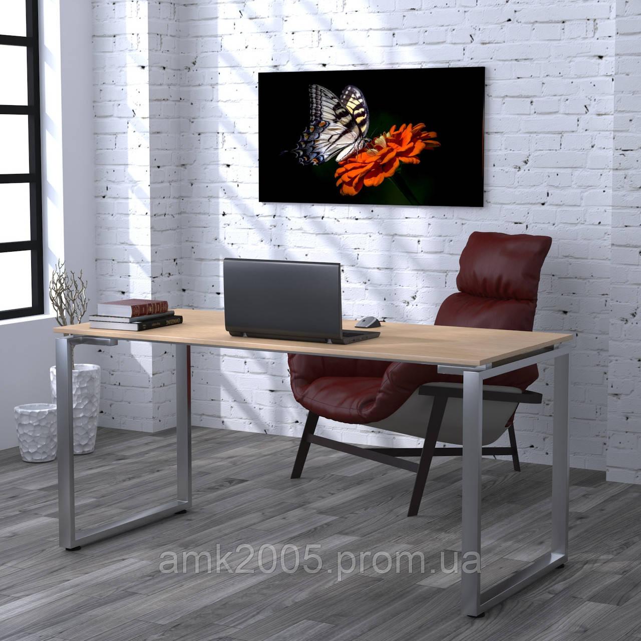 Письменный стол Loft design Q-160 Дуб Борас