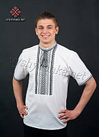 Мужская вышитая рубашка 2004, фото 1