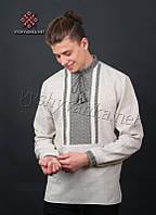 Мужская тканая сорочка 2021, фото 1