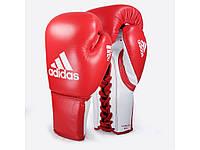 Боксерские Перчатки на шнуровке ADIDAS Glory. 10oz