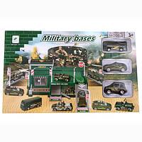 Паркинг для военной техники Military Bases