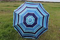Зонт 2.2м с серебряным напилением