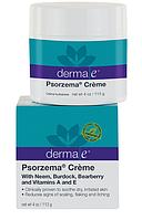 Крем от псориаза с витаминами A  и E  . Derma E