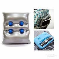 AIR massager массажная подушка с вибрацией Kewell. Новинка. В наличии.