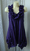 Платье женское нарядное модное мини брендовое Quiz р.42-44