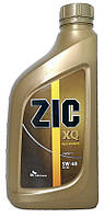 Синтетическое моторное масло Zic (Зик) XQ 5w40 1л