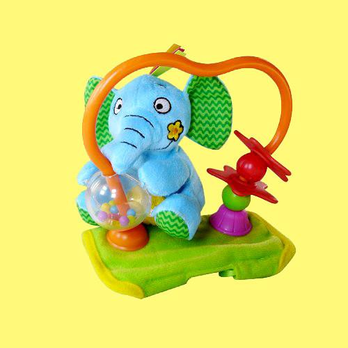 Игрушка на коляску крепится к бамперу - Магазин игрушек kinder-star в Ровно