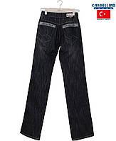 Черные джинсы.Подростковые джинсы.