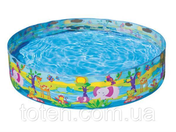 Детский каркасный бассейн Intex 58474 (122-25 см)