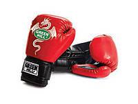 Перчатки боксёрские GREEN HILL Dragon