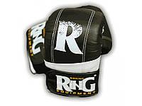 Перчатки боксерские снарядные RING™ Proff-Line Leather