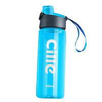 Бутылка для воды Cille 800 синяя (WB-4964), фото 1