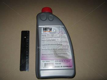 Антифриз HEPU G13 FULL  VIOLET-PURPLE (Канистра 1,5л) (арт. P999-G13)