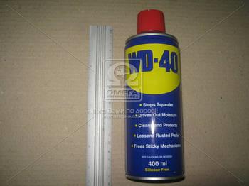 Смазка универсальная аэрозоль WD-40 400мл (арт. WD-40400)