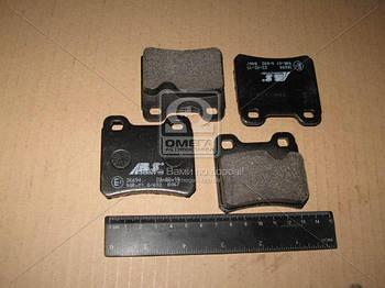 Колодка тормозная OPEL/SAAB ASTRA/VECTRA/900 задн. (пр-во ABS) (арт. 36694)