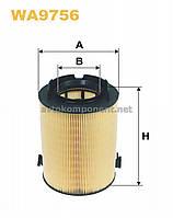 Фильтр воздушный SEAT, SKODA, Volkswagen (пр-во WIX-Filtron) (арт. WA9756)