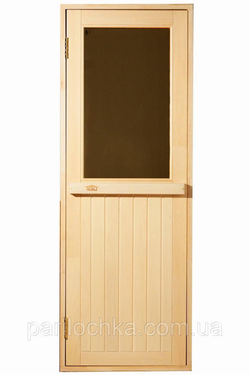 Дверь для сауны «MAX» новая