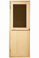 Дверь для сауны «MAX» новая, фото 1