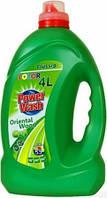 Гель для прання Power Wash Gel Color Oriental Wood - 4 л.