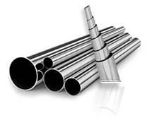 Прямые металлические трубы для кабеля и провода