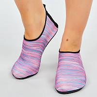 Обувь Skin Shoes для плавания, спорта и йоги PL-0419-P, фото 1
