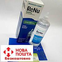 Розчин для контактних лінз, Bausch & Lomb, ReNu Multiplus, 360 мл, фото 1