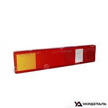 Стекло фонаря заднего   Ф-412.03.00 (VTR)