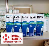 П'ять розчинів для контактних лінз ReNu Multiplus, 360 мл