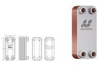 Теплообменник типа LC110SP