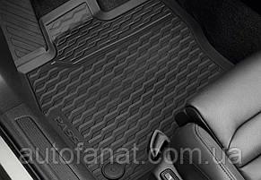 Комплект оригинальных ковриков в салон Volkswagen Passat (B8) с 2015- (3G1061500A82V)