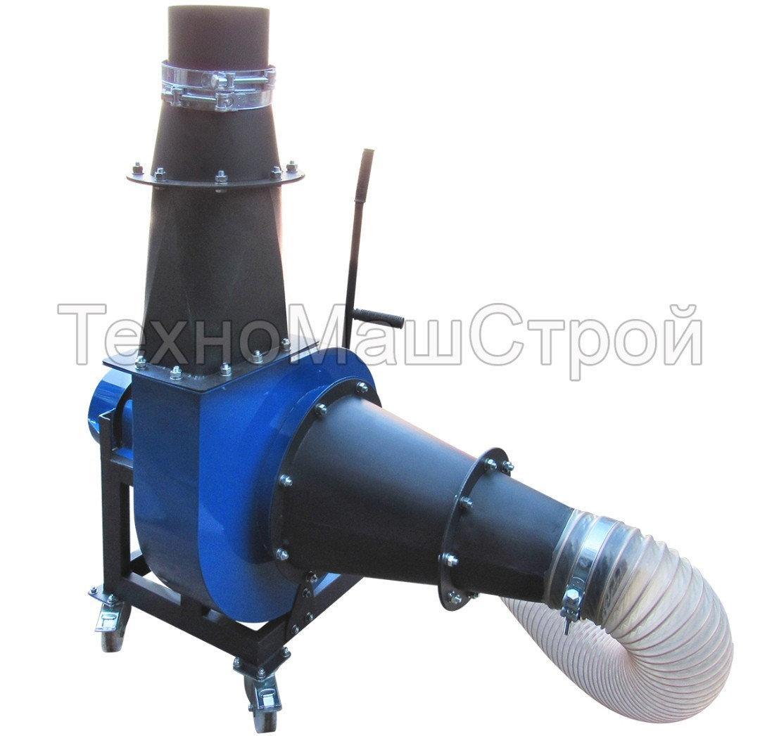 Пневмотранспортер. Транспортёр пневматический. ПТ- 420 (не для зерна)